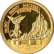 Token - Souvenirs et Patrimoine (Mont Saint Michel) – obverse
