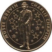 Token - Arthus-Bertrand (Musee Grevin - Charlie Chaplin) -  obverse