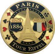 Token - Prune (Paris - Tour Eiffel) – obverse