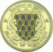 Token - Prune (Rochefort-en-Terre) – reverse