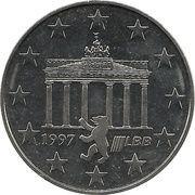 10 Euro (Europawoche 1997 in Berlin) – obverse