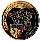 Token - Souvenirs et Patrimoine (Hautes-Alpes - Briançon) – reverse