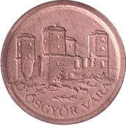 Tourist Token - Miskolc (Castle of Diósgyőr) – reverse