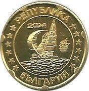20 Cent (Bulgaria Euro Fantasy Token) – obverse