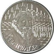 2½ ECU - Beatrix (Jan A. Leeghwater) -  reverse