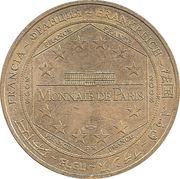 Monnaie de Paris Tourist Token - Basilique du Sacré-Coeur – reverse