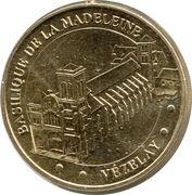 Monnaie de Paris - Vèzelay (Basilique de la Madeleine) – obverse