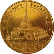 Monnaie de Paris - Bateaux Parisiens – obverse