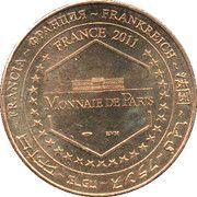 Monnaie de Paris - Futuroscope – reverse