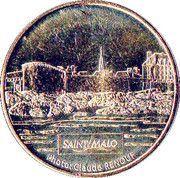 Monnaie de Paris - Saint Malo – obverse