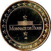 Monnaie de Paris - Saint Malo – reverse