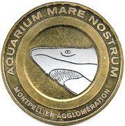 Monnaie de Paris - Aquarium Mare Nostrum – obverse