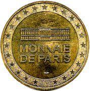 Monnaie de Paris - Aquarium Mare Nostrum – reverse