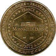 Monnaie de Paris - Biarritz (Le musée de la mer) – reverse