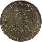 Monnaie de Paris - Brouage – obverse
