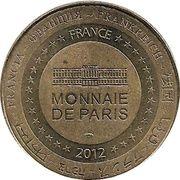 Monnaie de Paris - Brouage – reverse