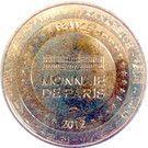 Monnaie de Paris Tourist Token - Cathédrale de Strasbourg (Oeuvre Notre-Dame) – reverse