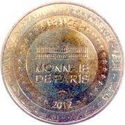 Monnaie de Paris - Cathedrale de Strasbourg – reverse