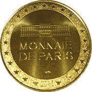 Monnaie de Paris - Cathédrale Saint-Just - Narbonne – reverse