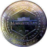 Monnaie de Paris - Charles De Gaulle – reverse