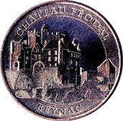 Monnaie de Paris - Château de Beynac – obverse