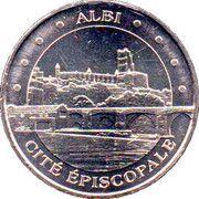 Monnaie de Paris - Albi (Cité épiscopale) – obverse
