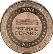 Monnaie de Paris - Albi (Cité épiscopale) – reverse