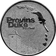 Monnaie de Paris - Festival Duke PROVINS – obverse