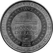Monnaie de Paris - Festival Duke PROVINS – reverse
