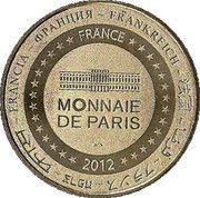 Monnaie de Paris - Guerande – reverse