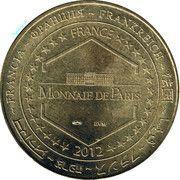 """Monnaie de Paris - Les jacobins """"le palmier"""" – reverse"""