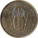 Monnaie de Paris Tourist Token - Puy du Fou (Le secret de la lance) – obverse