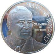 25 ECU - Beatrix (Franklin D. Roosevelt) -  reverse