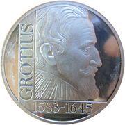 25 ECU - Beatrix (Grotius) -  reverse