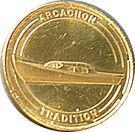 Monnaie de Paris Tourist Token - Arcachon Tradition – obverse