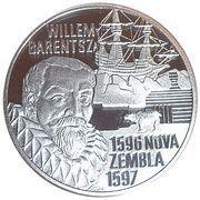 50 Euro - Beatrix (Willem Barentsz) – reverse