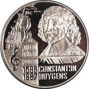 50 Euro - Beatrix (Const. Huygens) – reverse