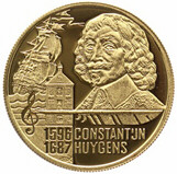 100 Euro - Beatrix (Const. Huygens) -  reverse