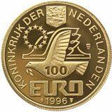 100 Euro - Beatrix (Const. Huygens) -  obverse
