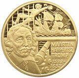 100 Euro - Beatrix (Maarten Harpertsz Tromp) -  reverse