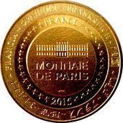 Monnaie de Paris - Saint-Cirq-Lapopie – reverse