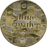 Monnaie de Paris - Saline royale d'Arc et Senans – obverse