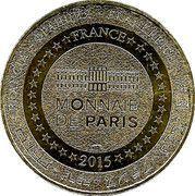 Monnaie de Paris - Saline royale d'Arc et Senans – reverse