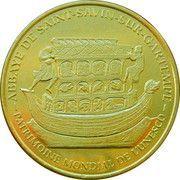Monnaie de Paris - St Savin abbey – obverse