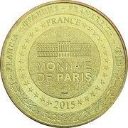 Monnaie de Paris - St Savin abbey – reverse