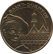 Monnaie de Paris - Saint-Quentin – obverse