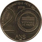 Monnaie de Paris - Saint-Quentin – reverse