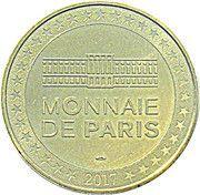 Monnaie de Paris - Basilique de Paray le Monial – reverse