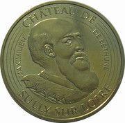 Monnaie de Paris - Château de Sully sur Loire – obverse