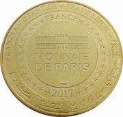 Monnaie de Paris - Château de Sully sur Loire – reverse